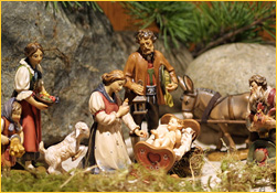 Creche image from http://www.christmascreche.org/