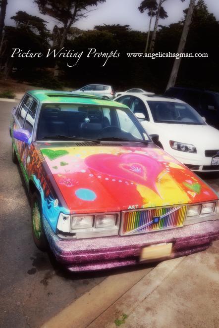 PictureWritingPrompt-car