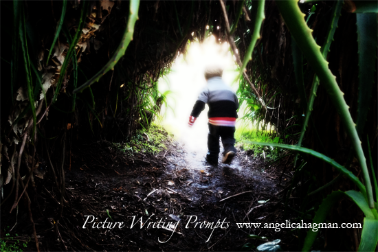 PictureWritingPrompt-tunnel