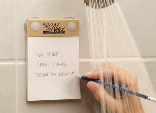 showernotes