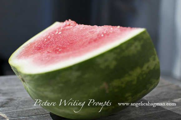 PictureWritingPrompt-watermelon